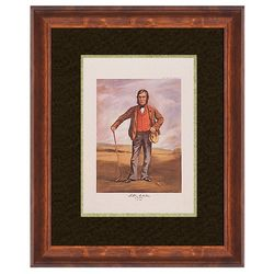 PTM Images Allan Robertson Framed Wall Art