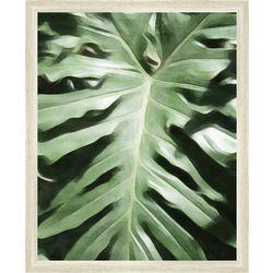 PTM Images Tropical Leaf Framed Wall Art