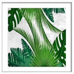 PTM Images My Paradise II Framed Wall Art