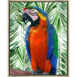 Birds of Paradise II Framed Wall Art