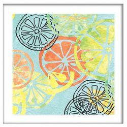 PTM Images Exotic Fruits I Framed Wall Art