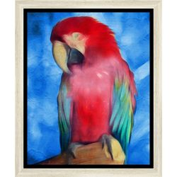 PTM Images Bird of A Feather Framed Wall Art