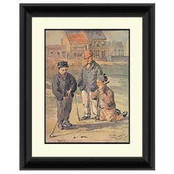 PTM Images Stymie St. Andrews Framed Wall Art