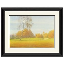 PTM Images Woburn Golf & Country Club Framed Wall Art