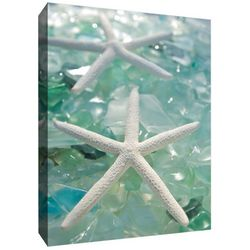 PTM Images Crystal Stars Canvas Wall Art