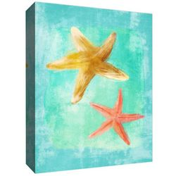 PTM Images 2 Stars Canvas Wall Art