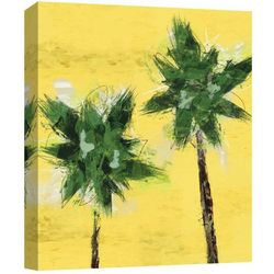 PTM Images Beach I Canvas Wall Art