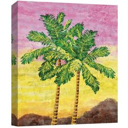 PTM Images Desert Canvas Wall Art