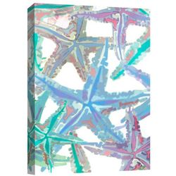 PTM Images Dissolving Stars Canvas Wall Art