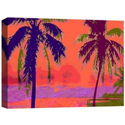 PTM Images Hot Summer I Canvas Wall Art