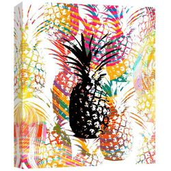 Pineapple Canvas Wall Art