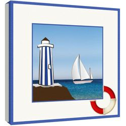 PTM Images Lighthouse Watch Canvas Wall Art