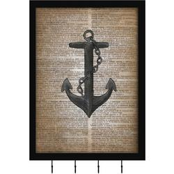 Anchor Shadowbox With Hooks