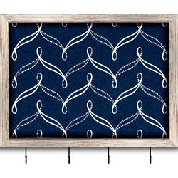 PTM Images Nautical Corkboard With Hooks