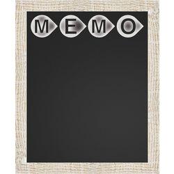 PTM Images Memo Chalkboard