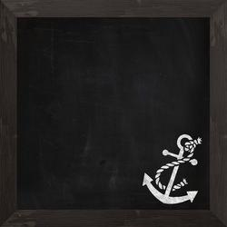 Corner Anchor Chalkboard