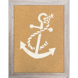 Large Anchor Corkboard