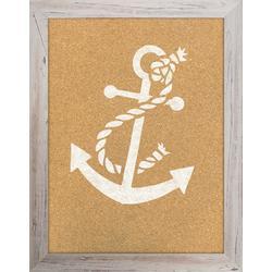 Large Anchor Corkboard
