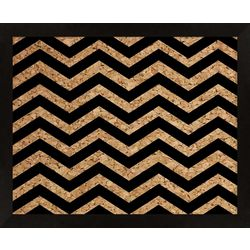 PTM Images Chevron Corkboard