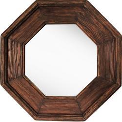 Octagonal Framed Mirror