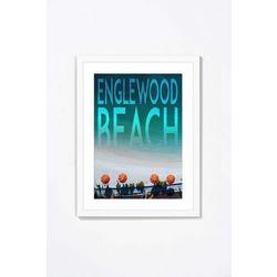 PTM Images Englewood Beach Framed Wall Art