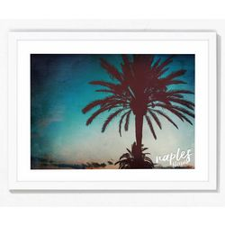 PTM Images Beautiful Night Framed Wall Art