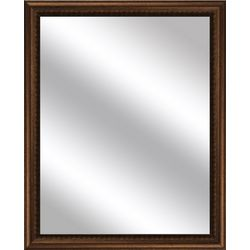 PTM Images Notched Frame Vanity Mirror