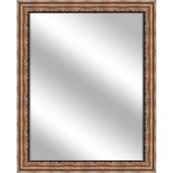 Scroll Frame Vanity Mirror
