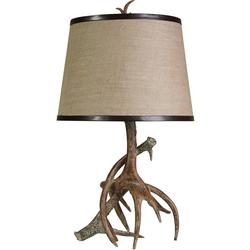 Dalton Antler Table Lamp