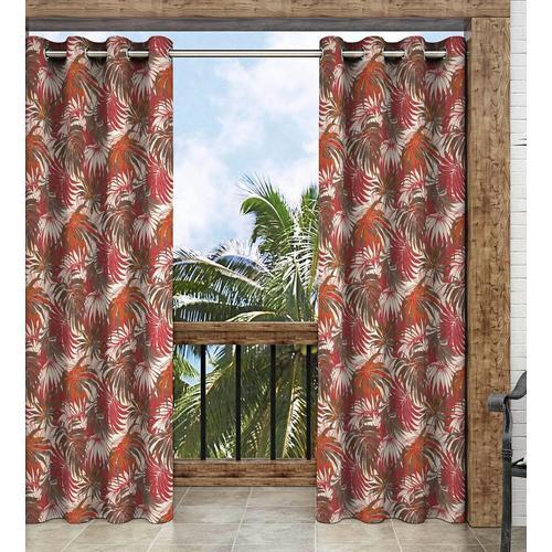 Parasol Key Biscayne Indoor Outdoor Curtain Panel Bealls Florida