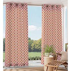 Parasol St. Kitts Indoor/Outdoor Curtain Panel
