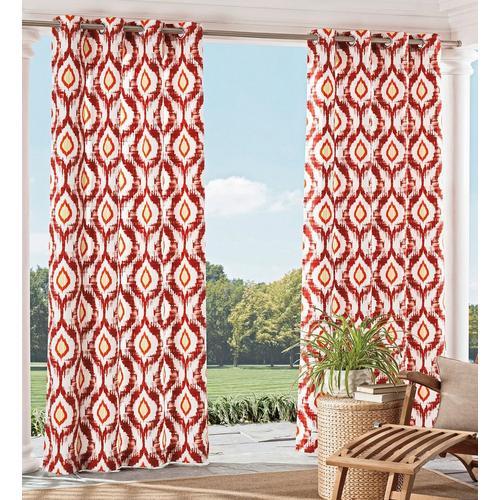 Parasol Barbados Indoor Outdoor Curtain Panel Bealls Florida