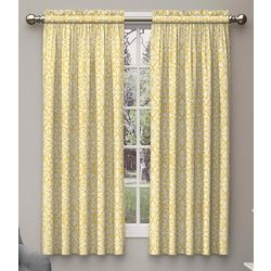 Pairs to Go Pinkney 2-pk. 63'' Curtain Panels