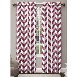 Pairs to Go Dewitt 2-pk. 84'' Curtain Panels