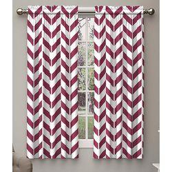 Pairs to Go Dewitt 2-pk. 63'' Curtain Panels