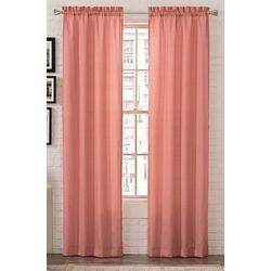 Pairs to Go Teller 2-pk. Curtain Panels