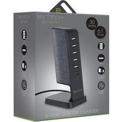 Bytech 5-Port USB Desktop Charging Hub