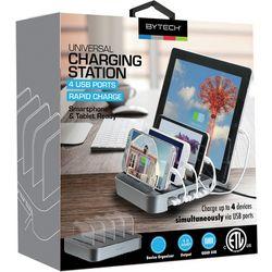 Bytech 4 USB Port Universal Charging Station