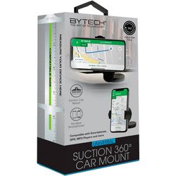 Bytech Universal Suction Car Mount