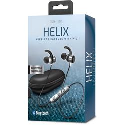 iWorld Helix Wireless Earbuds with Protective Case