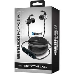 iWorld CoreAudio Wireless Earbuds with Protective Case