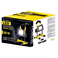 CJ Tech LED Rechargeable Work Light