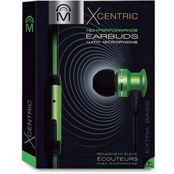 Mental Beats High Performance Earbuds with Microphone