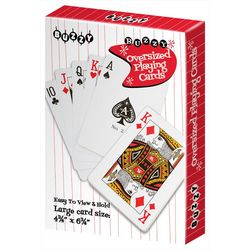 Fine Life Oversized Playing Cards