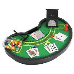 Fine Life Mini Black Jack Table Game Set