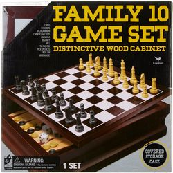 Traditions Family 10 Game Set