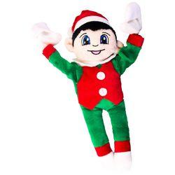 Snag Christmas Elf Elastic Arms Slingshot