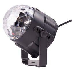 Snag LED Crystal Disco Ball Party Light