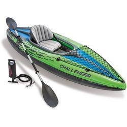 Intex Challenger K1 Inflatable Single Rider Kayak