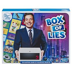 Hasbro Box of Lies Party Game